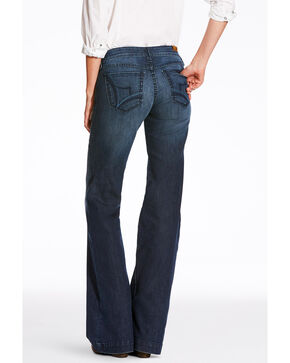Ariat Women's Celestial Lyric Dark Trouser Jeans , Indigo, hi-res