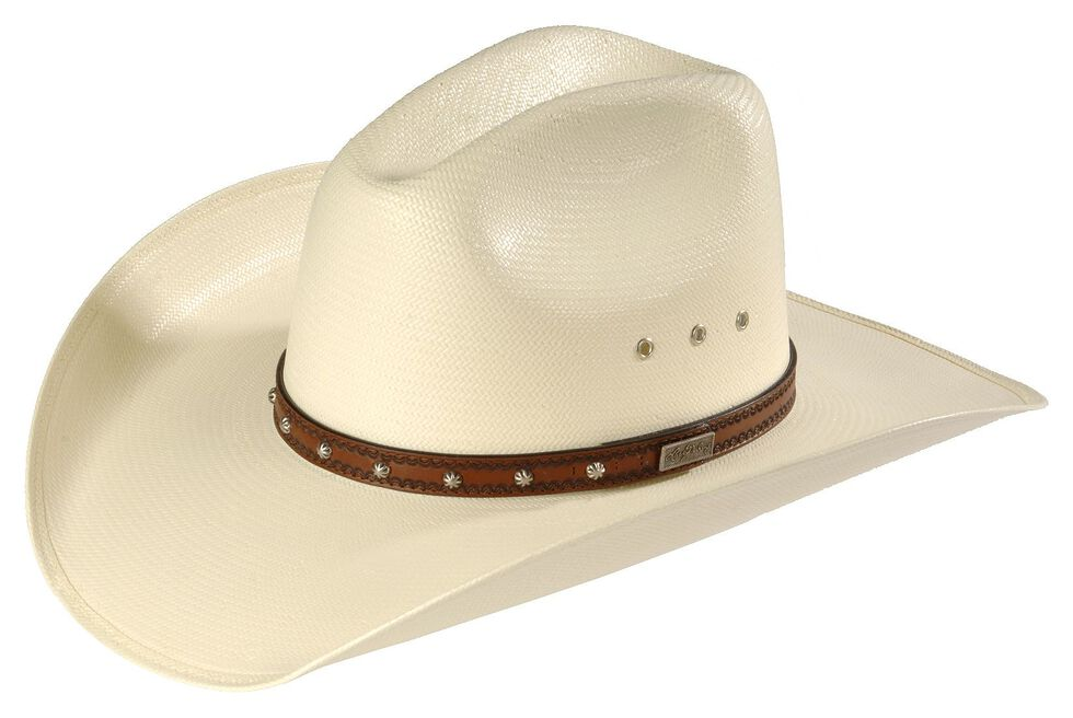 Larry Mahan Browning 10X Straw Cowboy Hat - Country Outfitter ce4977ee8fc