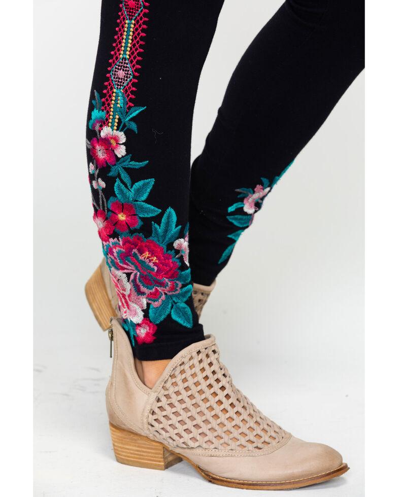 Johnny Was Women's Annaliese Leggings, Black, hi-res