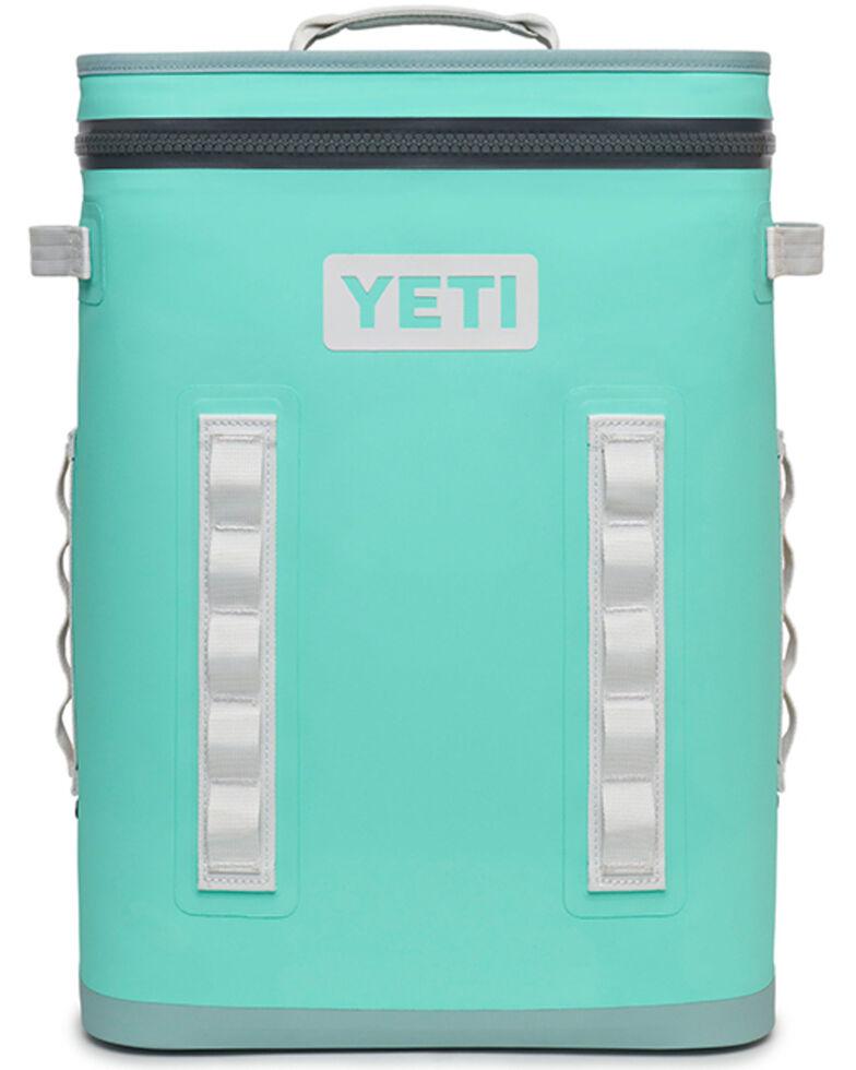 Yeti Hopper Backflip 24 Backpack Cooler, Blue, hi-res