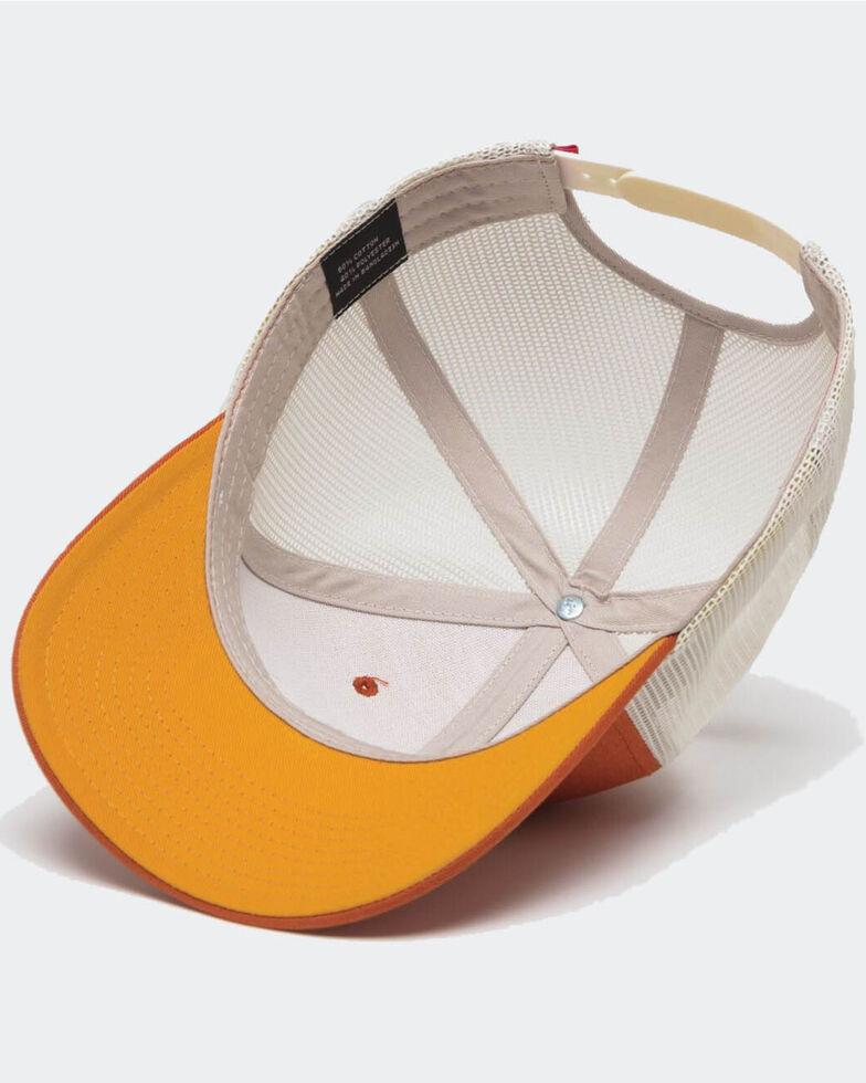 Kimes Ranch Orange Rhythm Patch Mesh Trucker Cap , Orange, hi-res