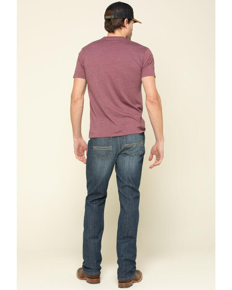 Cody James Men's Sheridan Dark Wash Stretch Slim Straight Jeans , Indigo, hi-res