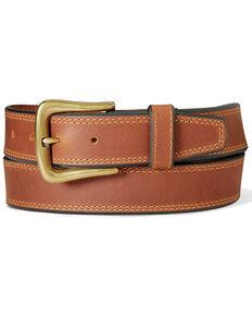 Leegin Men's Brown Carson Work Belt, Brown, hi-res