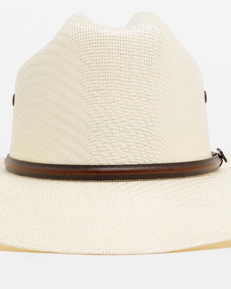 Twister 5X Shantung Double S Cowboy Hat, Natural, hi-res