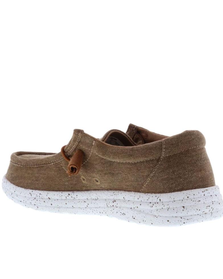 Lamo Footwear Men's Paul Lamolite Shoes - Moc Toe, Beige/khaki, hi-res