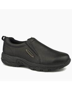 Roper Men's Air Light Black Shoes, Black, hi-res