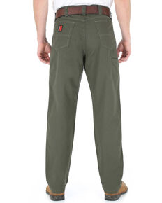 Wrangler Riggs Men's Loden Technician Work Pants, Loden, hi-res