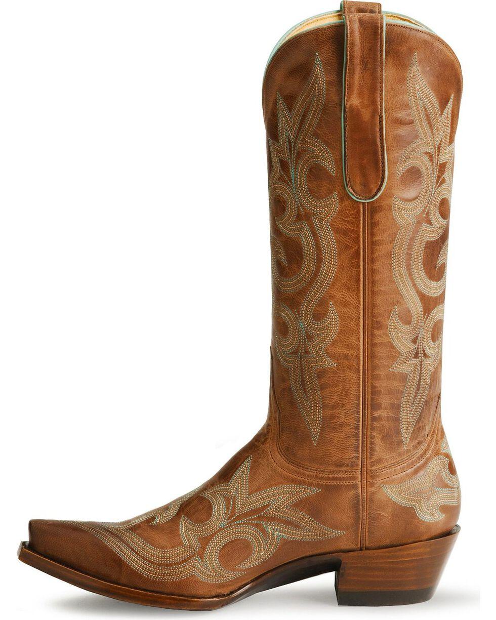 Old Gringo Women's Diego Western Boots - Snip Toe, Rust, hi-res