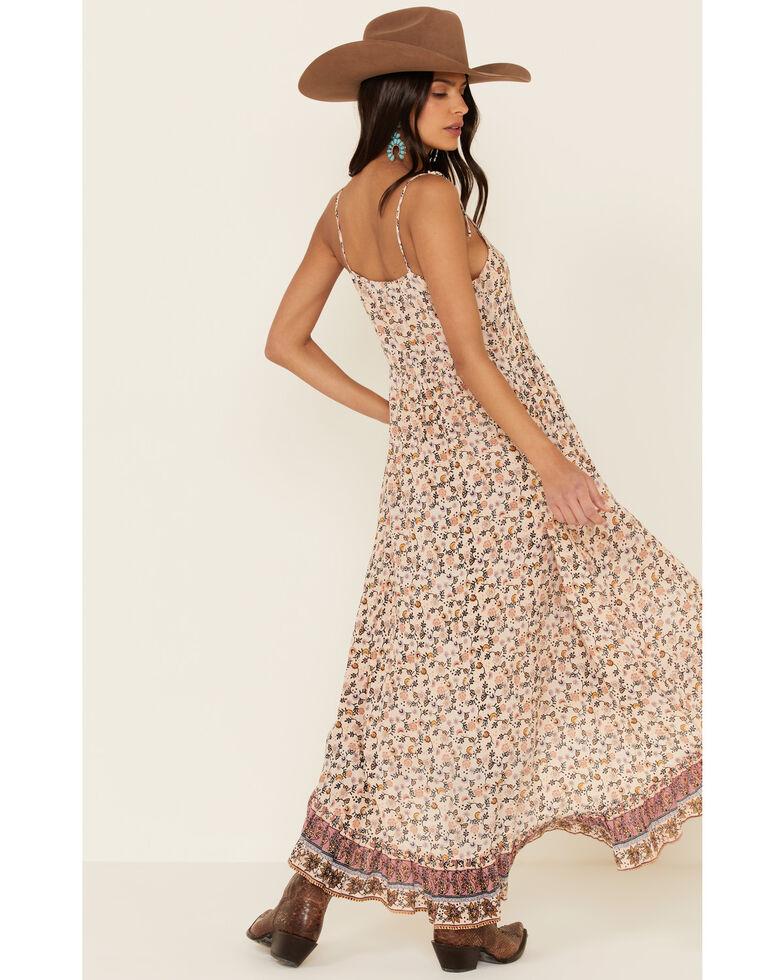 Patrons of Peace Women's El Rey Floral Dress, Blush, hi-res