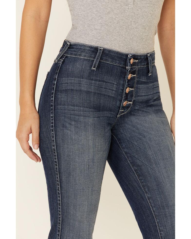 Ariat Women's Isabella Trouser Jeans, Blue, hi-res