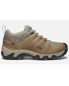 Keen Women's Steens Hiking Boots - Soft Toe, Tan, hi-res