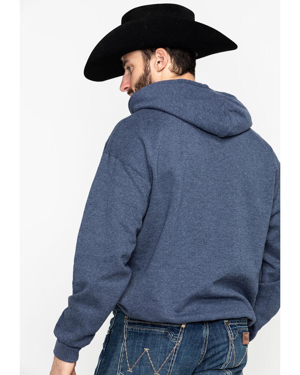 Buck Wear Men's FMC Own One Graphic Pullover Sweatshirt , Navy, hi-res