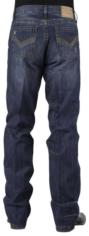 Stetson Modern Fit 1312 Jeans - Low Rise Bootcut, Denim, hi-res