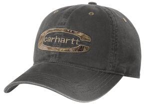 Carhartt Cedarville Cap, Charcoal Grey, hi-res