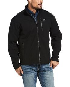 Ariat Men's Black Austin Water Repellent Jacket , Black, hi-res