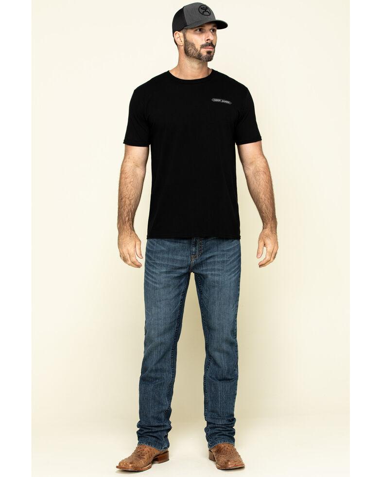 Cody James Men's Equalizer Medium Wash Stretch Slim Straight Jeans , Blue, hi-res