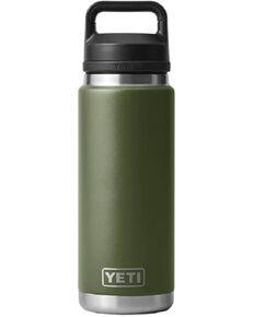 Yeti Rambler 26 Oz. Highlands Olive Chug Bottle, Olive, hi-res