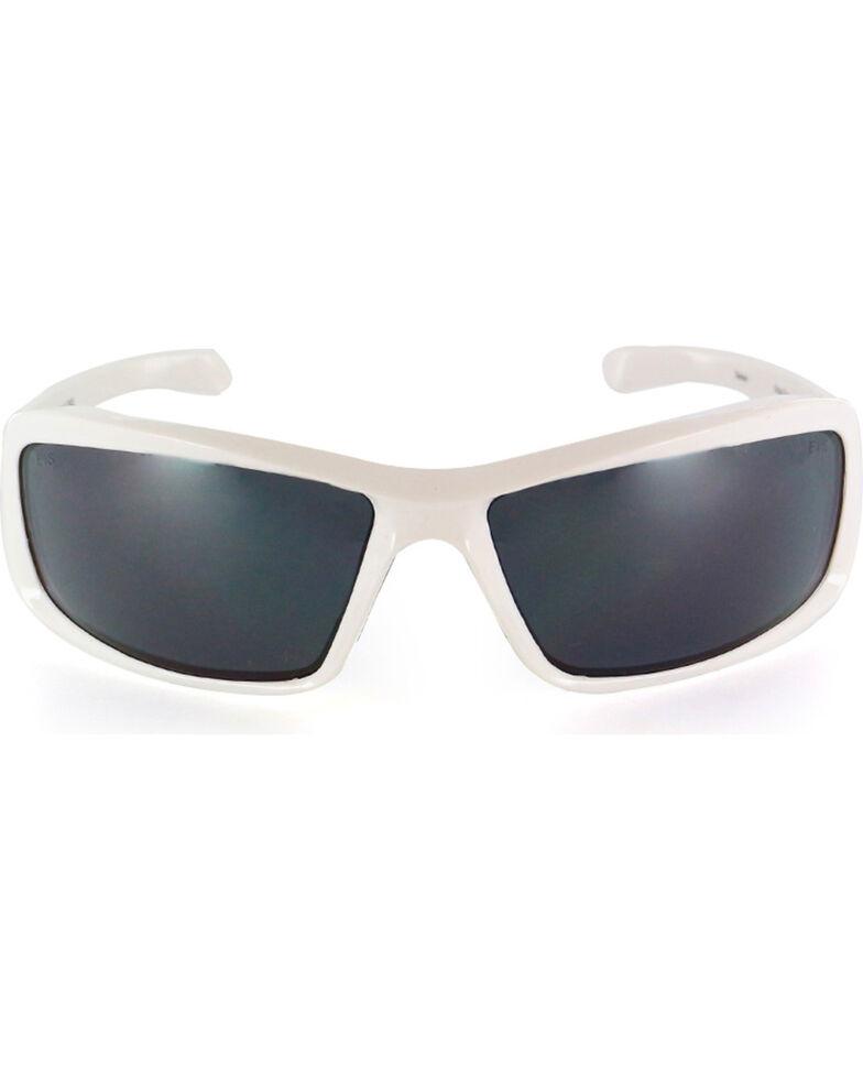Edge Eyewear Brazeau Safety Sunglasses, White, hi-res