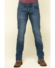 Wrangler Retro Men's Sunset Stretch Low Skinny Jeans , Blue, hi-res