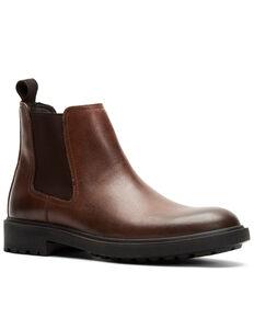 Frye Men's Jackson Chelsea Boots - Soft Toe, Dark Brown, hi-res