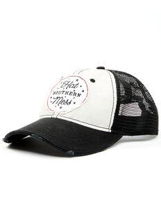 Idyllwind Women's Hot Southern Mess Ball Cap , Grey, hi-res