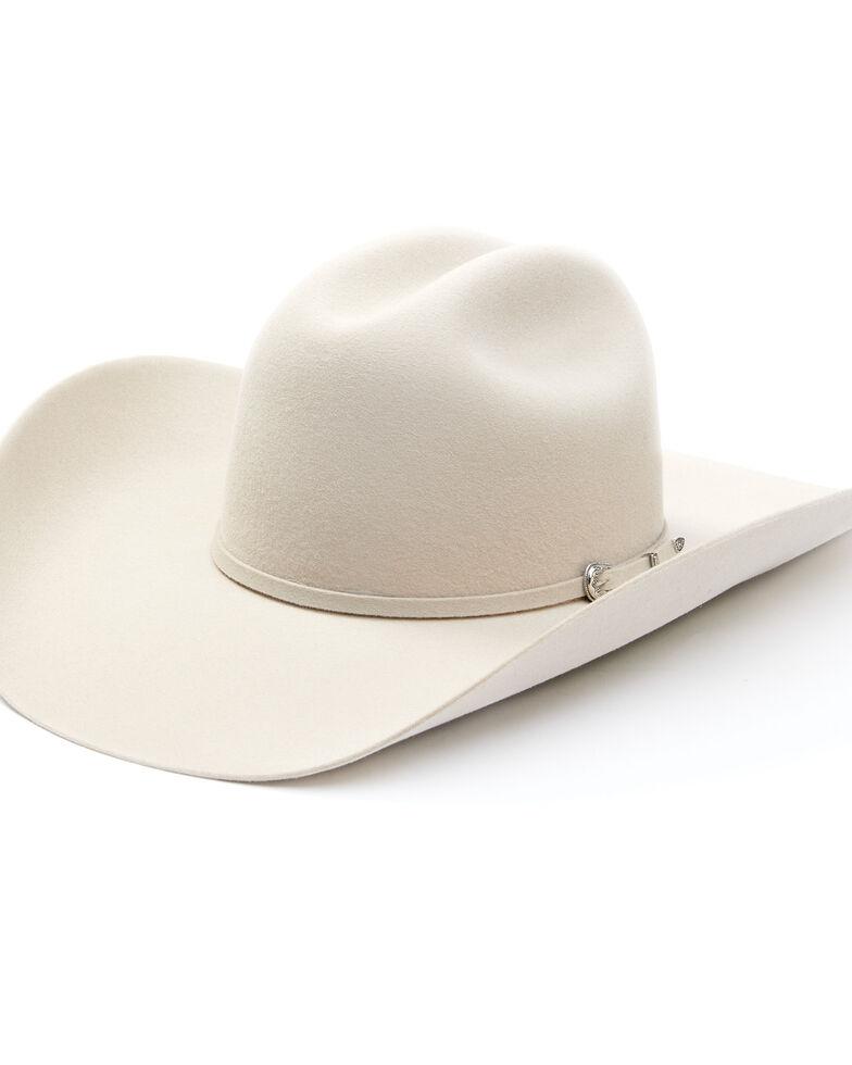 Cody James Men's 5X Silver Belly Colt Fur Felt Western Hat , Silver Belly, hi-res