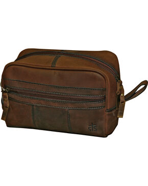 STS Ranchwear Brown Shave Kit, Brown, hi-res