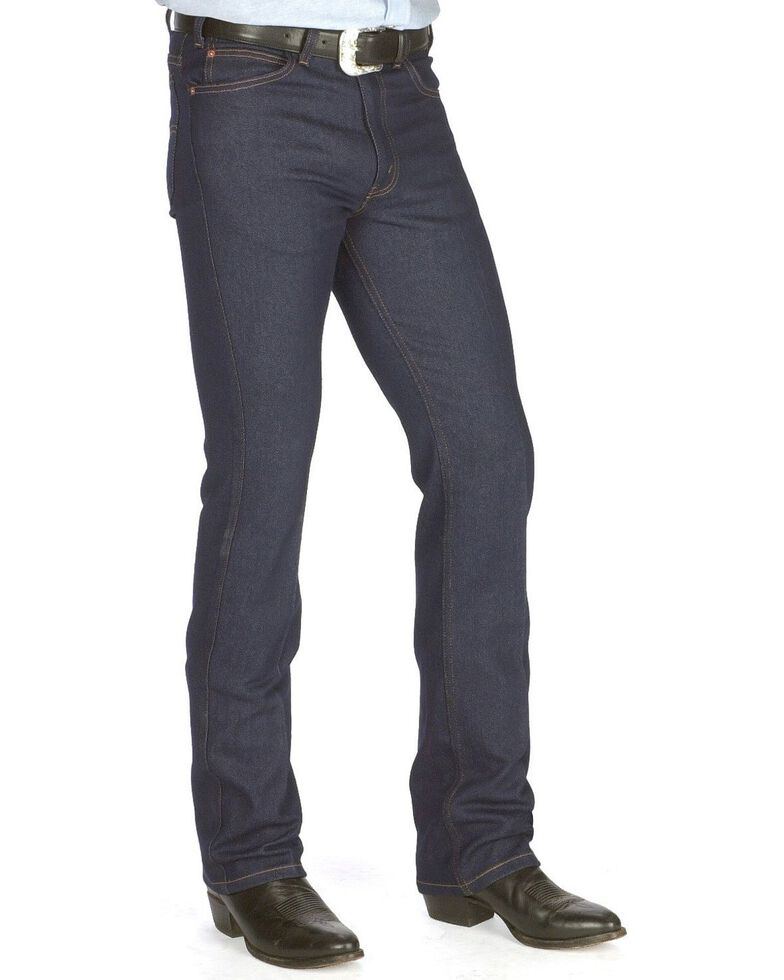 "Levi's Men's 517 Indigo Slim Boot Cut Jeans - 44"" Waist, Indigo, hi-res"