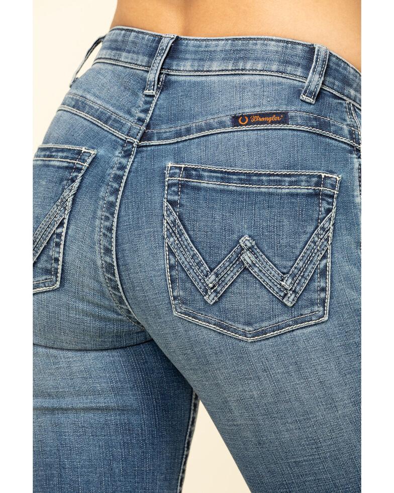 Wrangler Women's Lynn Willow Bootcut Jeans, , hi-res