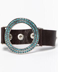 Idyllwind Women's Talking In Cirlces Brown Bracelet, Brown, hi-res