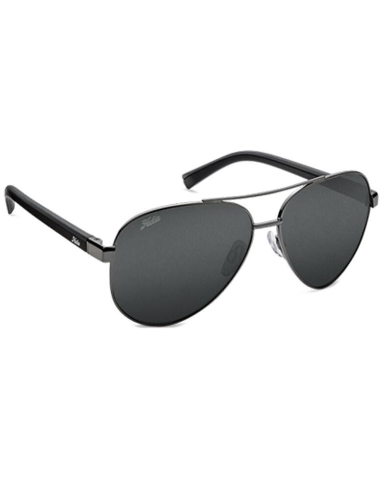 Hobie Broad Shiny Gnmetal Polarized Sunglasses, Grey, hi-res