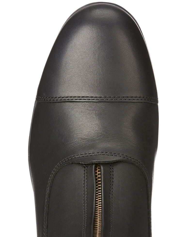 Ariat Men's Heritage IV Waterproof Boots - Round Toe, Black, hi-res