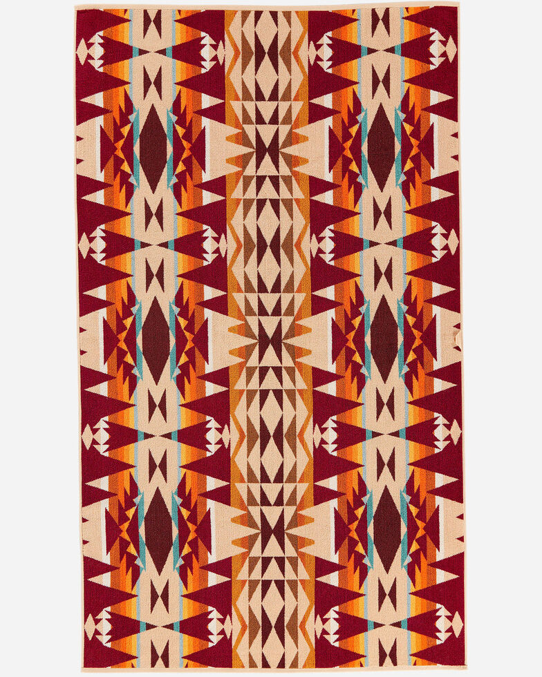 Pendleton Cresent Butte Oversized Towel, Multi, hi-res