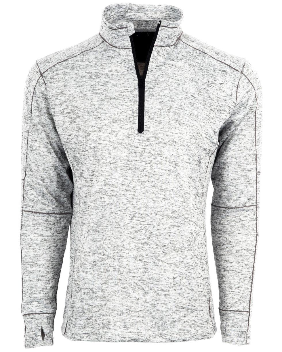 STS Ranchwear Men's Lightweight Quarter Zip Pullover , No Color, hi-res