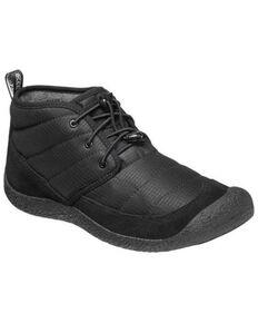 Keen Men's Howser II Chukka Hiking Boots - Soft Toe, Black, hi-res