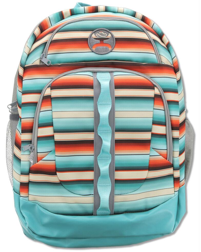 HOOey Ox Serape Backpack, Grey, hi-res