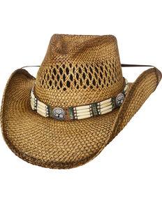 f47f14309d9 Bullhide From Dusk Till Dawn Straw Cowboy Hat
