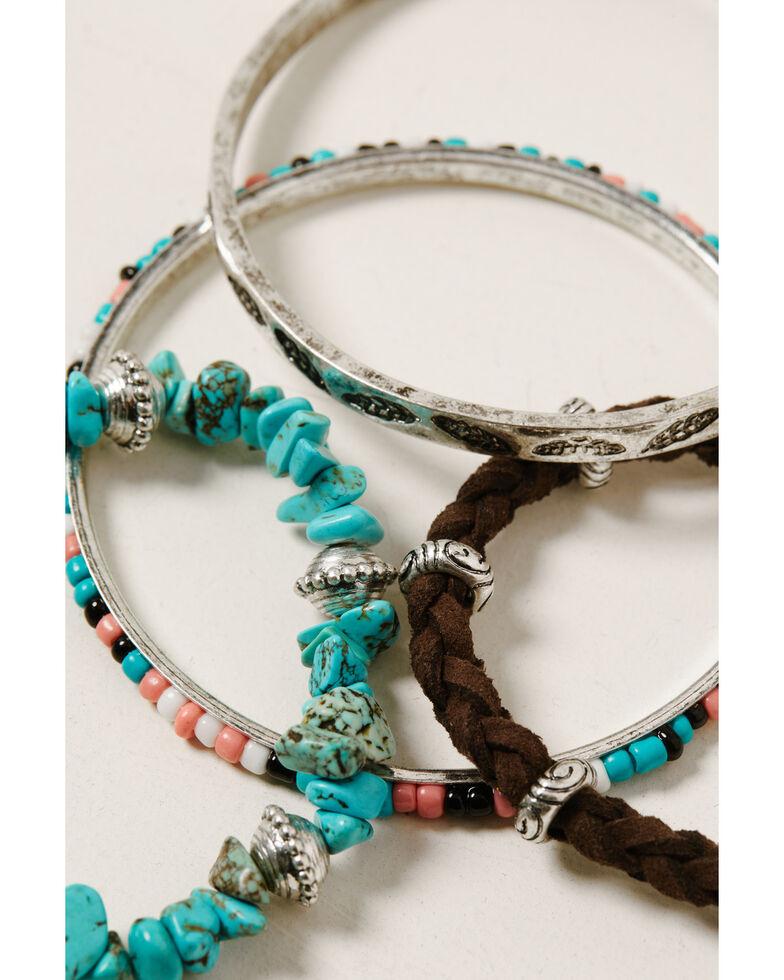 Idyllwind Women's Color Crush Bracelet Set, Silver, hi-res
