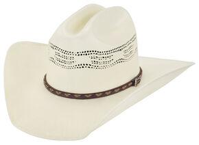 c538c8b873b Justin 20X Bryson Straw Cowboy Hat