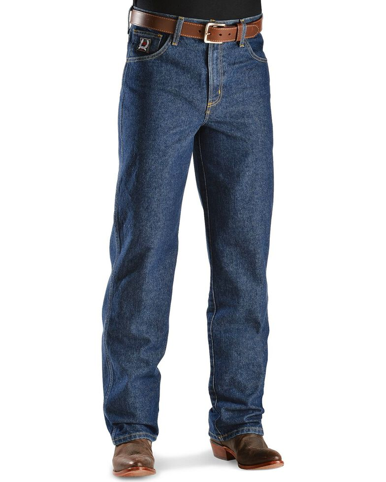 Cinch ® Men's Green Label Fire Resistant Work Jeans, Denim, hi-res