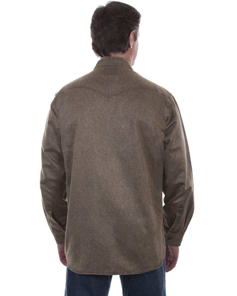 Scully Men's Mole Skin Shirt Jacket, Black, hi-res