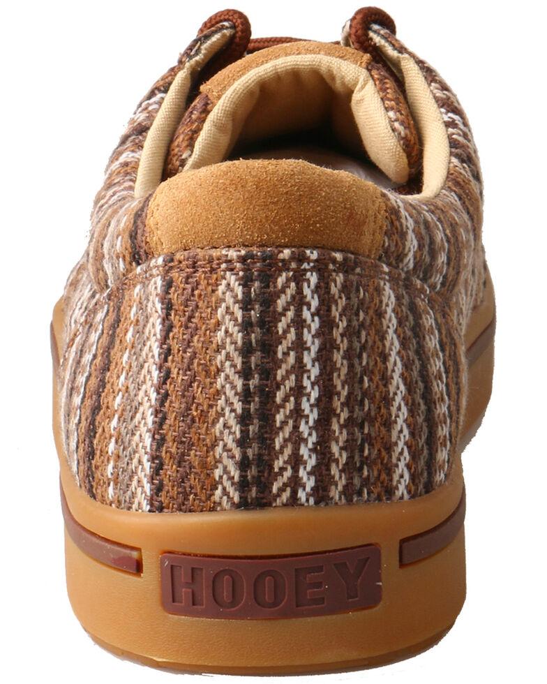 Twisted X Men's Hooey Loper Shoes - Moc Toe, Brown, hi-res