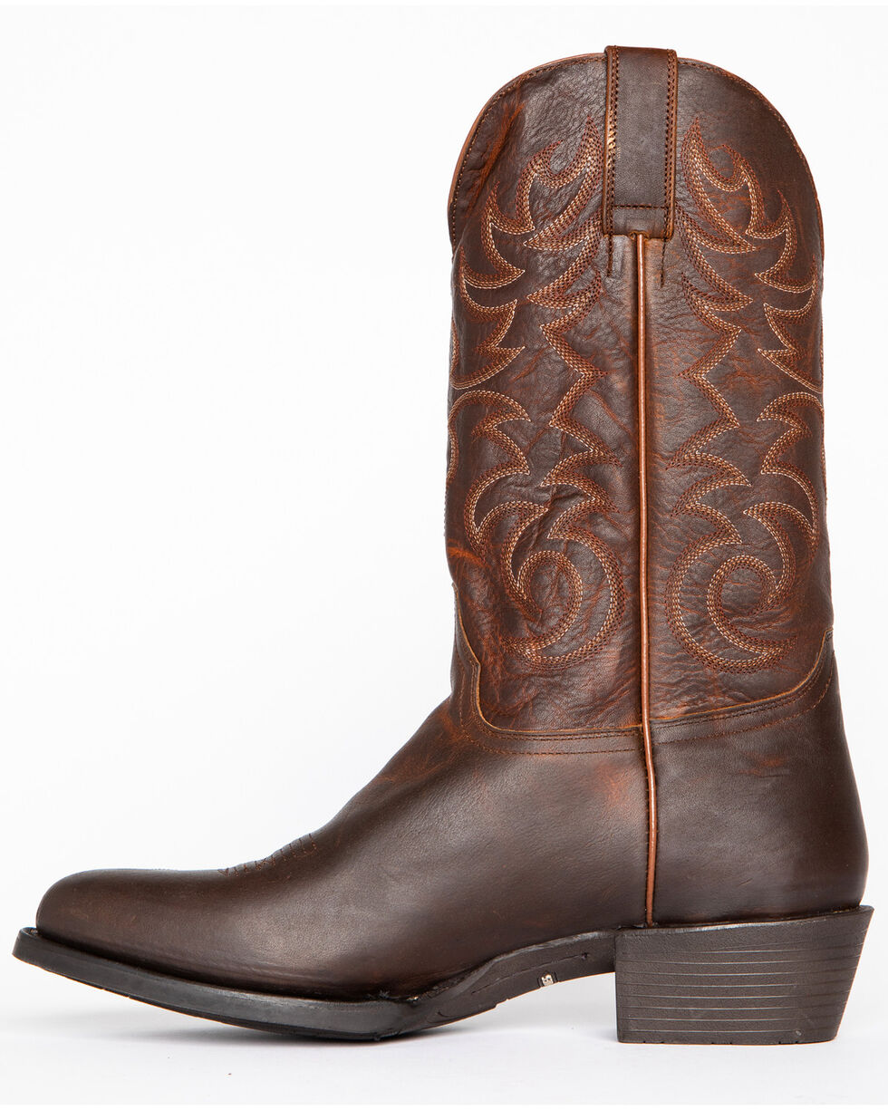 Cody James Men's Xero Gravity Embroidered Performance Boots - Medium Toe, Brown, hi-res