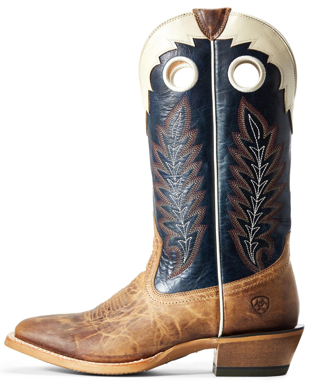 Ariat Men's Wildstock Real Deal Western
