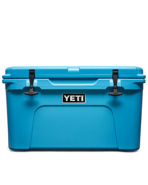 Yeti Coolers Tundra 45 Premium Cooler , Bright Blue, hi-res