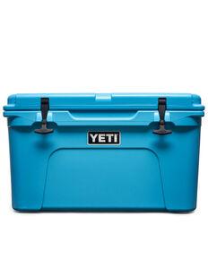 Yeti Coolers Tundra 45 Premium Cooler , Bright Blue, hi-res
