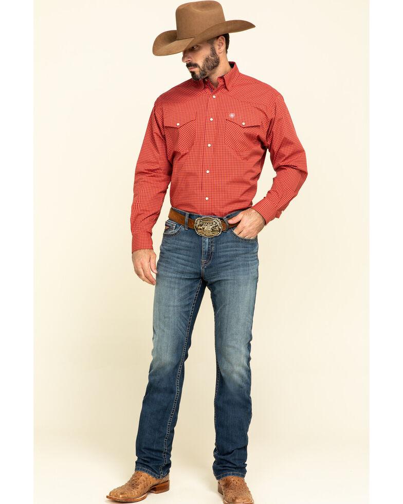 Cody James Core Men's Sidewinder Performance Stretch Slim Straight Jeans , Blue, hi-res