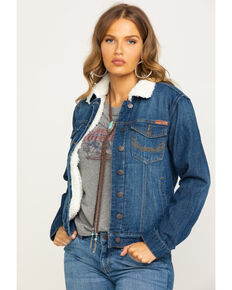 Idyllwind Women's You Want Me Denim Jacket, Blue, hi-res