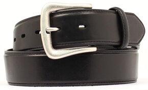 Nocona Black Western Belt - Large, Black, hi-res