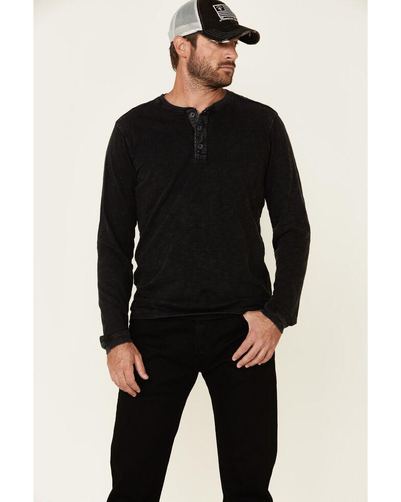 Levi's Men's 501 Black Original Fit Stretch Straight Jeans , Indigo, hi-res